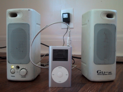 Ghetto iPod Blaster