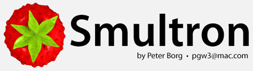 Smultron Banner